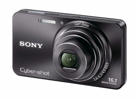 Sony CyberShot DSC-W570 černý