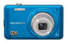Olympus VG-120 modrý