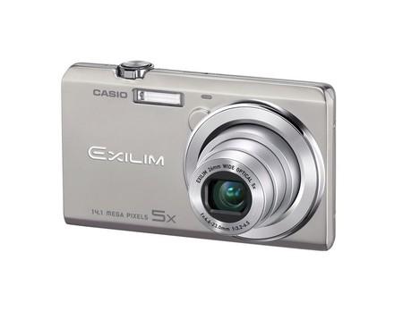 Casio EXILIM ZS10 stříbrný