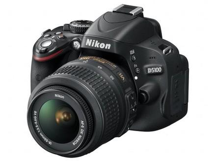 Nikon D5100 + 18-55 mm VR + 55-300 mm VR