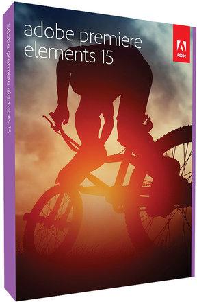 Adobe Premiere Elements 15 MP ENG FULL Box