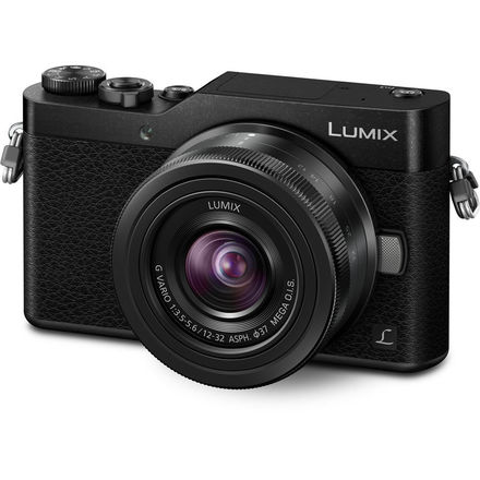 Panasonic Lumix DC-GX800 + 12-32 mm