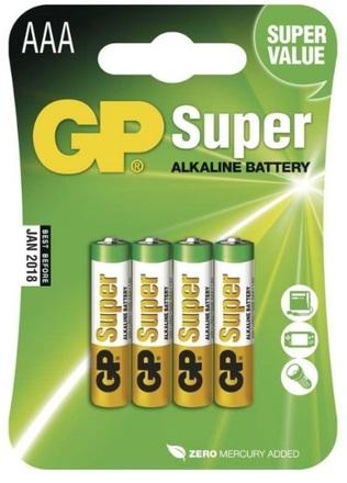 AAA alkalická baterie 1ks