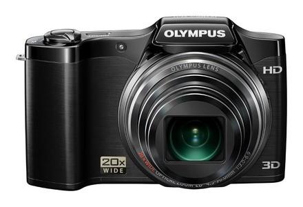 Olympus SZ-11 černý