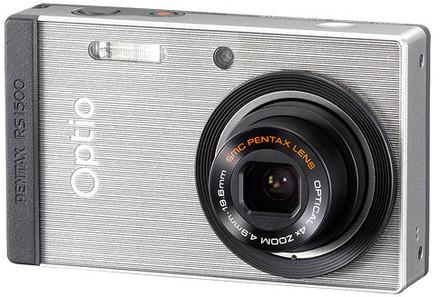 Pentax Optio RS1500 stříbrný