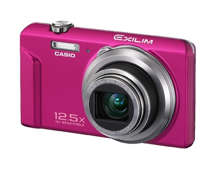 Casio EXILIM ZS150 růžový