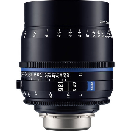 Zeiss Compact Prime CP.3 T* 135mm f/2,1 pro Canon