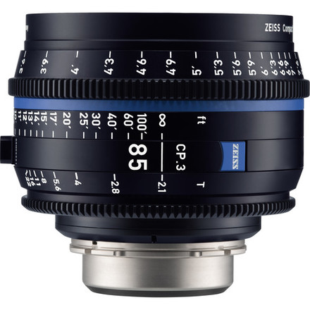 Zeiss Compact Prime CP.3 T* 85mm f/2,1 pro Nikon