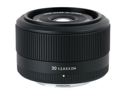 Sigma 30mm f/2,8 EX DN pro Sony NEX