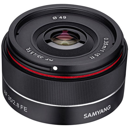 Samyang 35mm f/2,8 AF pro Sony FE