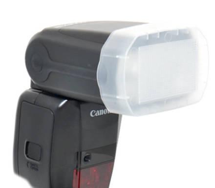 JJC rozptylka blesku FC-600EX pro Canon Speedlite 600EX-RT