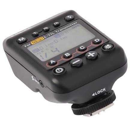 Fomei vysílač HSS TTL Digitalis Pro T400TTL pro Nikon