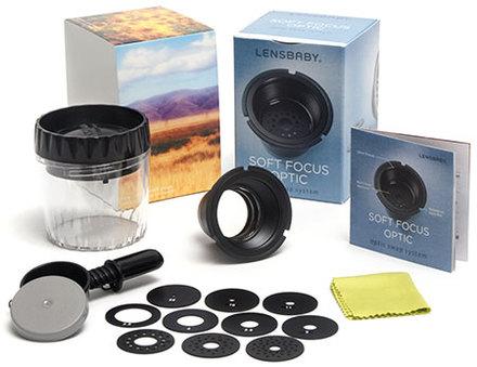 Lensbaby Soft Focus Optic