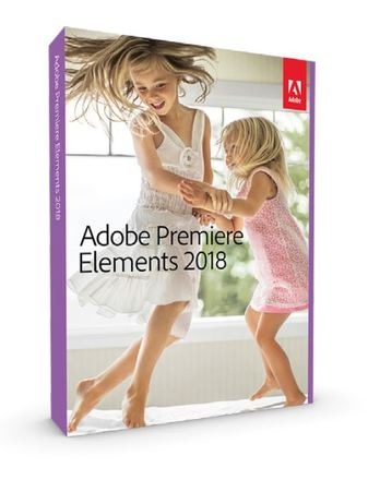 Adobe Premiere Elements 2018 MP ENG FULL Box