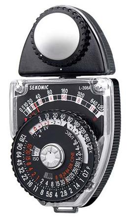 Sekonic expozimetr L-398A Studio Deluxe