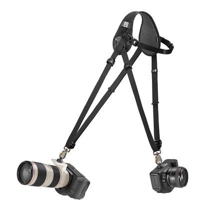 BlackRapid popruh na dva fotoaparáty HYBRID