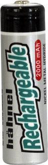 Hähnel AA NiMH baterie 2000 mAh (1ks)