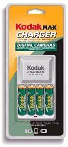 Kodak nabíječka K600E-C +  4x AA 2700 mAh