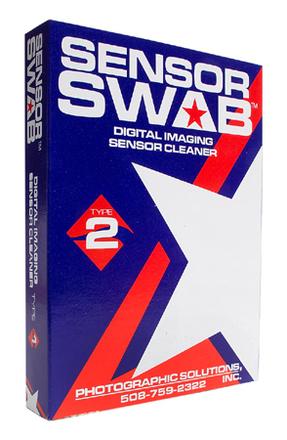 Photographic solutions SensorSwab 2