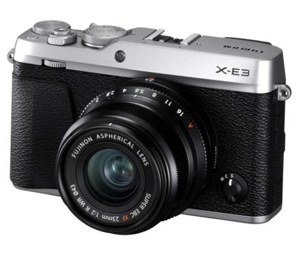Fujifilm X-E3 + 23mm f/2