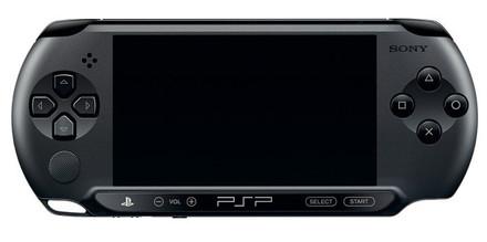 Sony Playstation PSP E-1004 černá