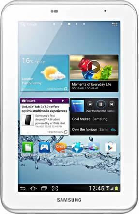 "Samsung Galaxy Tab 2 7.0"" P3110 WiFi"