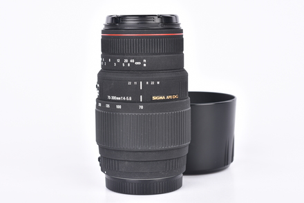 Sigma 70-300mm f/4,0-5,6 APO DG MACRO pro Canon bazar