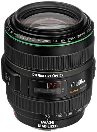Canon EF 70-300mm f/4,5-5,6 DO IS USM