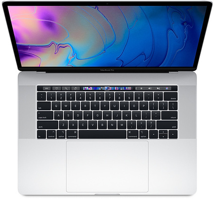 "Apple MacBook Pro 15"" 512GB (2018) s Touch Barem"