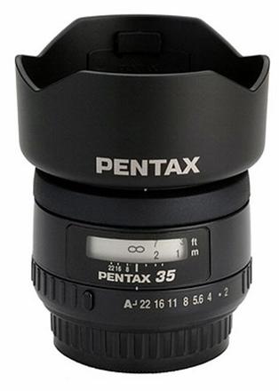 Pentax SMC FA 35mm f/2,0 AL + pouzdro
