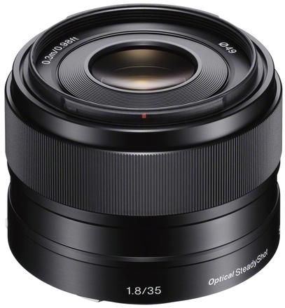 Sony 35mm f/1,8 OSS SEL