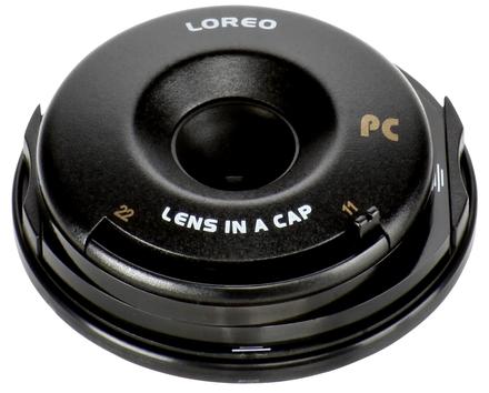 Loreo PC Lens in a Cap Tilt-and-Shift Nikon N