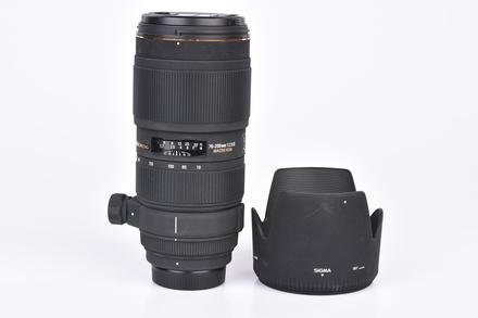 Sigma 70-200 mm F 2,8 II EX DG MACRO HSM pro Nikon bazar