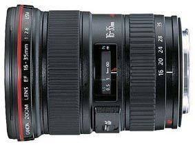 Canon EF 16-35 mm f/2,8 L II USM a EF 70-200 mm f/2,8L IS USM