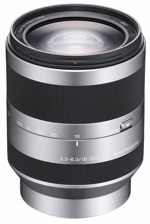 Sony 18-200mm f/3,5-6,3 SEL