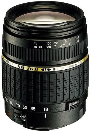 Tamron AF 18-200mm f/3,5-6,3 Di II Macro pro Sony