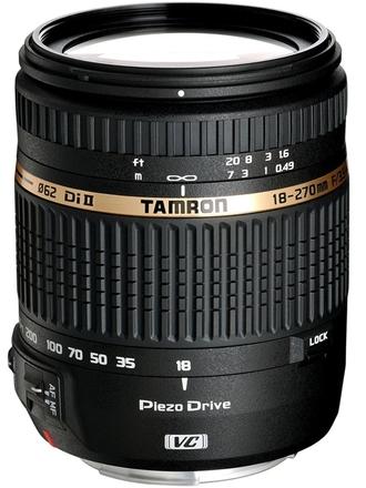 Tamron AF 18-270mm f/3,5-6,3 Di II VC PZD pro Canon