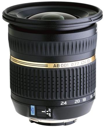 Tamron SP AF 10-24mm f/3,5-4,5 Di II LD Aspherical IF pro Pentax