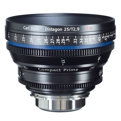 Zeiss Compact Prime CP.2 Distagon T* 25mm f/2,9 pro Canon