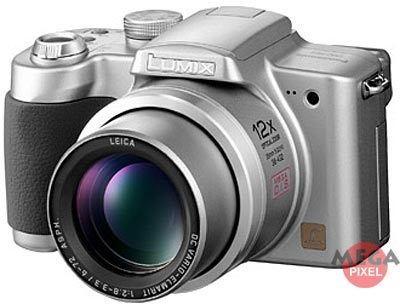 Panasonic DMC-FZ5 stříbrný