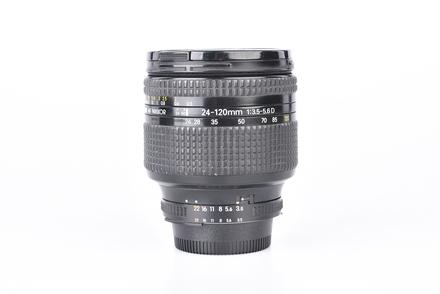 Nikon 24-120mm f/3,5-5,6 AF NIKKOR D bazar