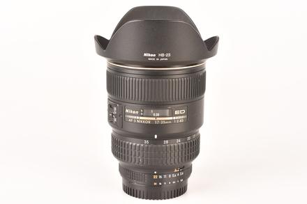 Nikon 17-35mm f/2,8 AF-S NIKKOR IF-ED bazar