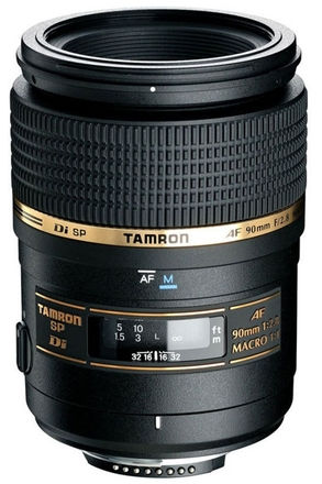 Tamron AF SP 90mm f/2,8 Di Macro pro Pentax