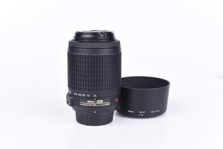 Nikon 55-200mm f/4,0-5,6G AF-S IF-ED DX VR bazar