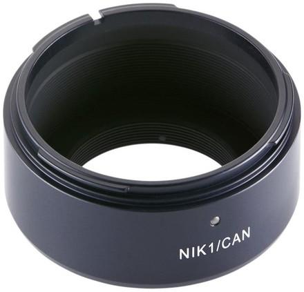 Novoflex adaptér z Canon FD na Nikon 1