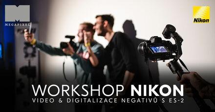 Přihlaste se na dubnové workshopy s Nikonem