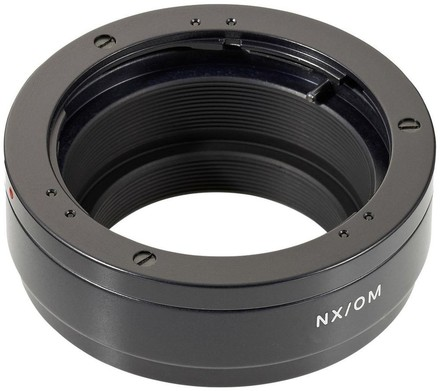 Novoflex adaptér z Olympus OM na Samsung NX