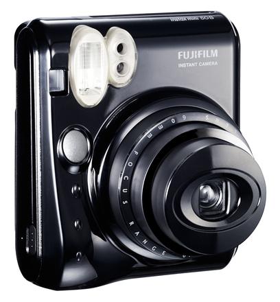 Fujifilm Instax Mini 50S instant camera černý