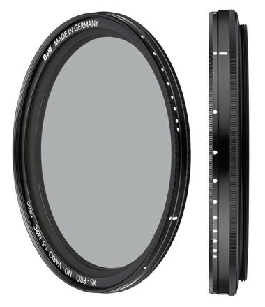 B+W ND filtr Vario XS-PRO DIGITAL MRC nano 72mm