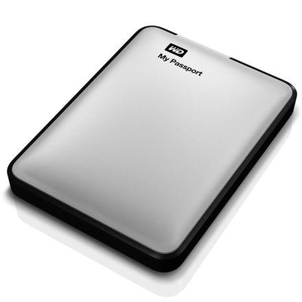 "Western Digital My Passport 1TB Ext. 2.5"" USB3.0 stříbrný"